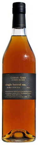 Germain-Robin Brandy Single Barrel Pinot Noir